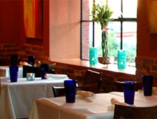 Dining room at THIS RESTAURANT IS CLOSED Pura Vida Latino Tapas & Bar, Atlanta, GA