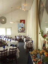 Dining Room at Aqua blue, Roswell, GA