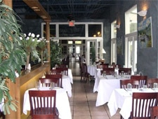 Dining Room at Petite Violette, Atlanta, GA