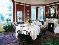 Dining Room at Elizabeth on 37th, Savannah, GA