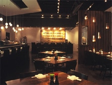 Dining room at Miso Izakaya, Atlanta, GA
