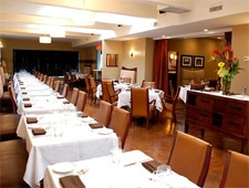 Dining room at THIS RESTAURANT IS CLOSED La Fourchette, Atlanta, GA