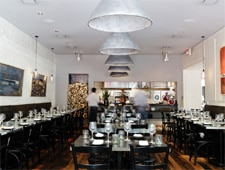 Dining Room at No 246 Restaurant, Decatur, GA