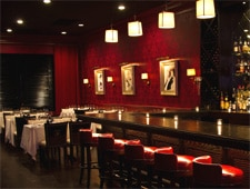 Dining Room at Viande Rouge, Johns Creek, GA