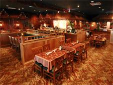 Dining room at Bangkok Thyme, Atlanta, GA