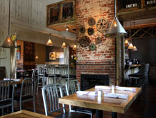 Dining room at Century House Tavern, Woodstock, GA
