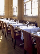 Dining Room at Bacchanalia, Atlanta, GA