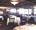 Dining room at Chops Lobster Bar, Atlanta, GA