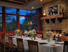 Dining room at Ray's on the Creek, Alpharetta, GA