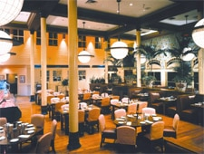 Dining room at Atlanta Fish Market, Atlanta, GA