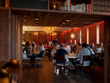 Dining Room at Uchiko, Austin, TX