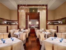 Enjoy artful cuisine at Chef David Bull's Congress restaurant