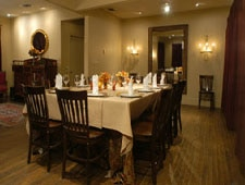 Dining Room at Jeffrey
