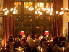 Dining Room at Pazo, Baltimore, MD