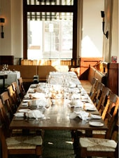 Dining Room at Cinghiale, Baltimore, MD