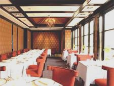Dining room at Charleston, Baltimore, MD