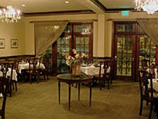 Dining Room at Dalesio