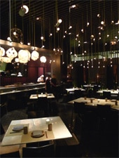 Dining room at THIS RESTAURANT IS CLOSED Bei, Beijing, china