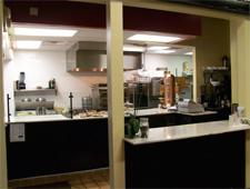 Dining room at Trattoria Centrale, Birmingham, AL