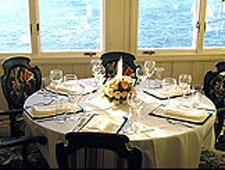 Dining room at THIS RESTAURANT IS CLOSED Red Rock Bistro & Bar, Swampscott, MA