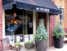 Ten Tables, Jamaica Plain, MA