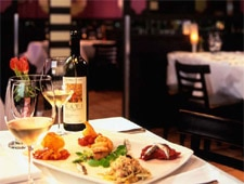 Dining room at Il Capriccio Ristorante e Bar, Waltham, MA