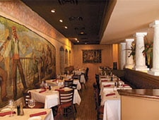 Dining room at Trattoria Aroma, Williamsville, NY