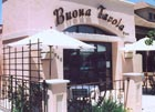 Dining room at Buona Tavola, Paso Robles, CA