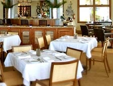 Dining Room at Lido Restaurant, Shell Beach, CA