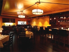 Dining Room at Il Cortile Ristorante, Paso Robles, CA