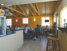 Dining Room at Beach Burger, Oceano, CA