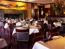 Dining room at Parkers' Restaurant & Bar, Downers Grove, IL