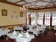 Dining room at Meson Sabika, Naperville, IL