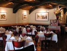 Dining room at Francesca's Amici, Elmhurst, IL