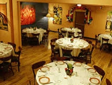 Dining Room at Adobo Grill, Chicago, IL