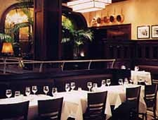 Dining Room at Mon Ami Gabi, Oak Brook, IL