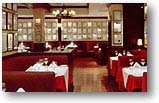 Dining room at Petterino's, Chicago, IL