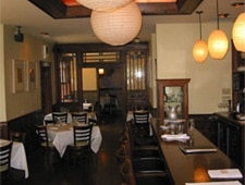 Dining Room at Bistro Campagne, Chicago, IL