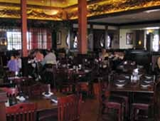 Dining room at Harrison's Restaurant & Brewery, Orland Park, IL