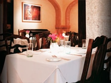 Dining room at Trattoria No. 10, Chicago, IL