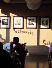 Dining Room at Cafe Selmarie, Chicago, IL