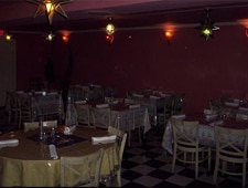 Dining room at Marrakech Cuisine, Chicago, IL