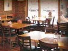 Dining room at The Grapevine, La Grange, IL