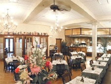 Dining room at Tuscany, Wheeling, IL