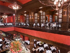 Dining Room at Texas de Brazil, Schaumburg, IL