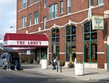Dining Room at Abbey Pub, Chicago, IL