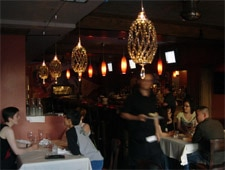 Dining room at Azucar , Chicago, IL