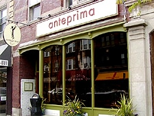 Dining room at Anteprima, Chicago, IL