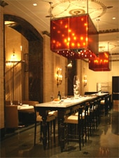 Dining Room at Lockwood, Chicago, IL