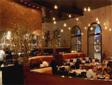 Dining room at Mercat a la Planxa, Chicago, IL